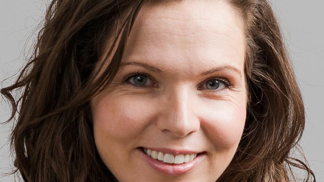 Øygun Stjärne Nodeland har spesialisert seg på å hjelpe sensitive barn. Nå kan hun bli årets gründer i Østfold. Foto: Kine Bakke/Foto med sjel.