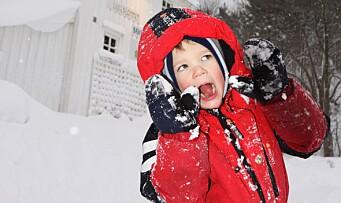 Høysensitive barn er som alle andre barn. Bare mer