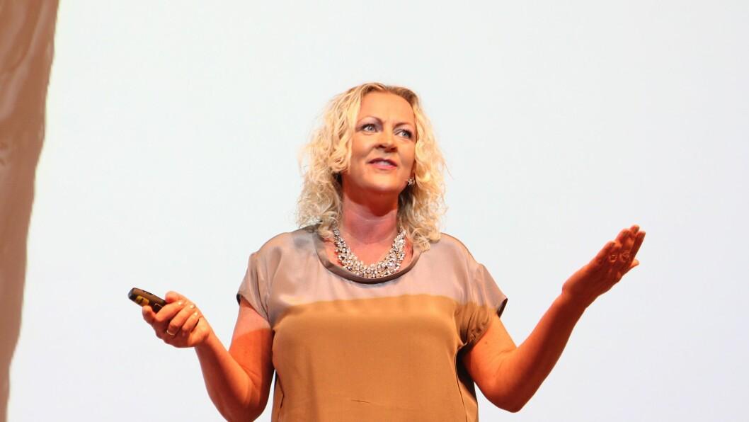 Daglig leder i Eivindsholen FUS barnehage på Bryne, Tanja Bø Uggerud, holder ofte foredrag om god barnehageledelse. På barnehagekonferansen «Nordiske Impulser», engasjerte hun 400 tilhørere med eksempler fra egen drift – noe som omfattet både suksess og fiasko.