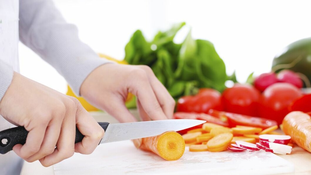 Matkresen: Mange barn skyr unna sunn mat. Det finnes enkel grep for å få dem til å velge det sunne framfor det usunne.