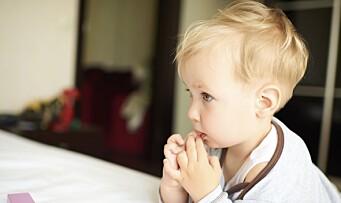 Vær tålmodig med de særlig sensitive barna