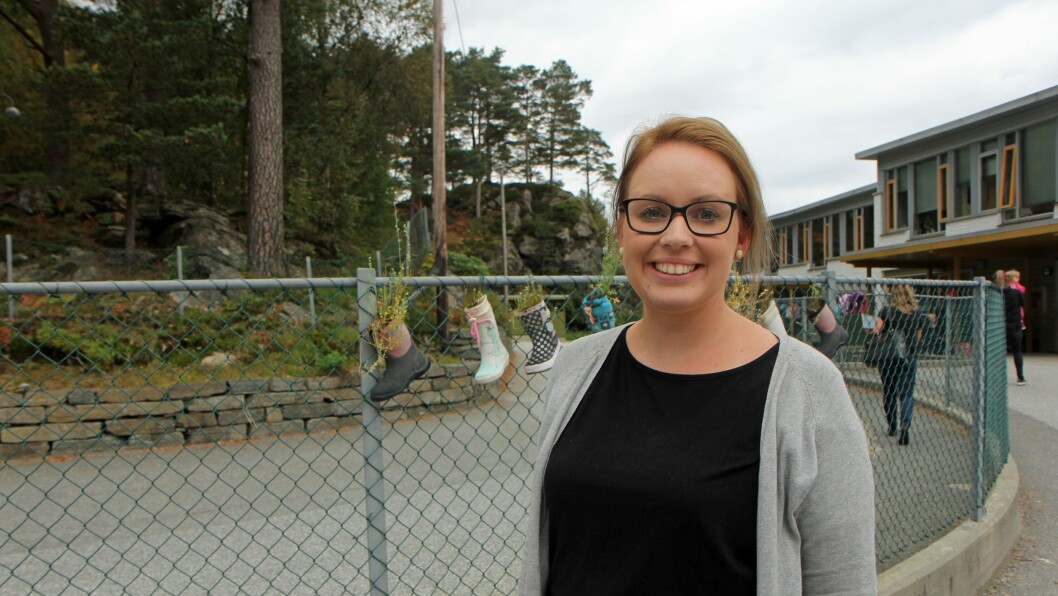 Erle Sellevåg er avdelingsleder i A2G Barnehage, migrasjonspedagog og en populær kronikør.