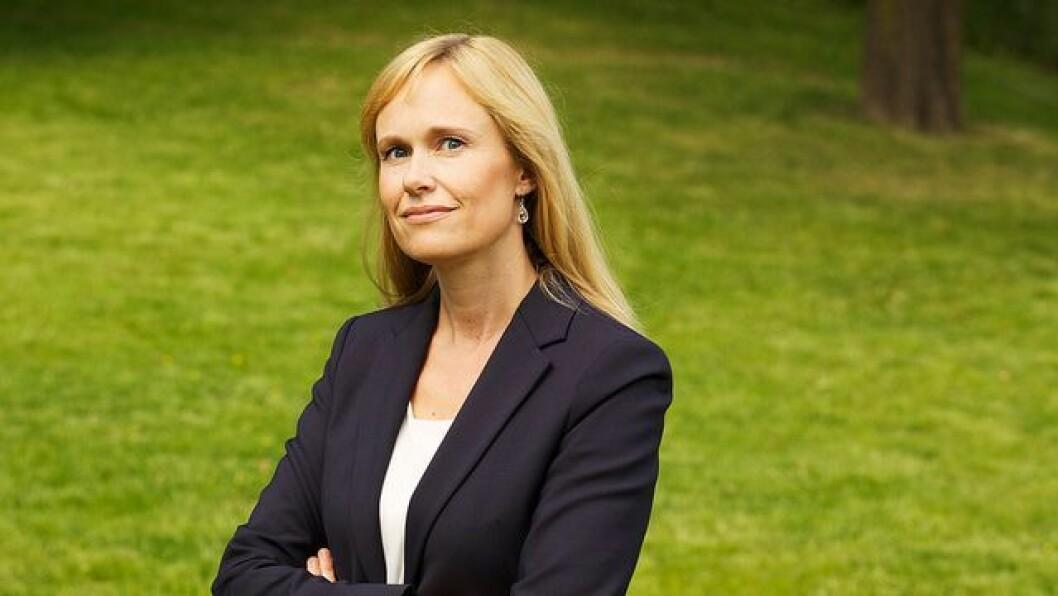 Barneombud Anne Lindboe ønsker skjerpede straffer i overgrepssaker mot barn.