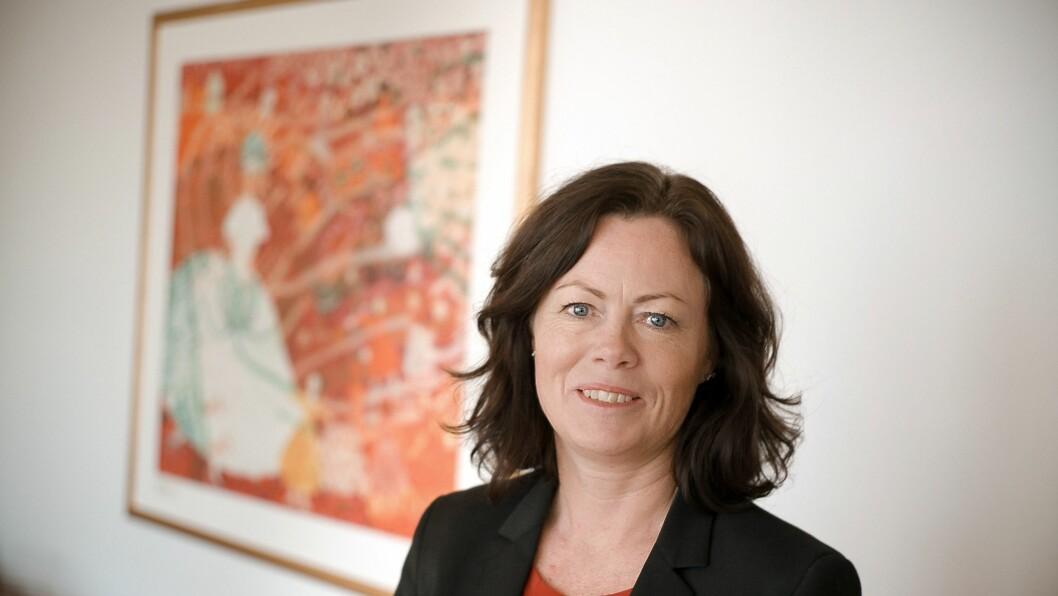 Barne-, likestillings- og inkluderingsminister, Solveig Horne (Frp).