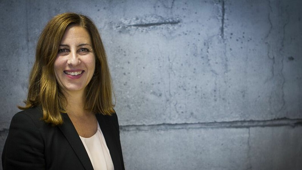 Camilla Kayed er fagsjef hos Barneombudet.