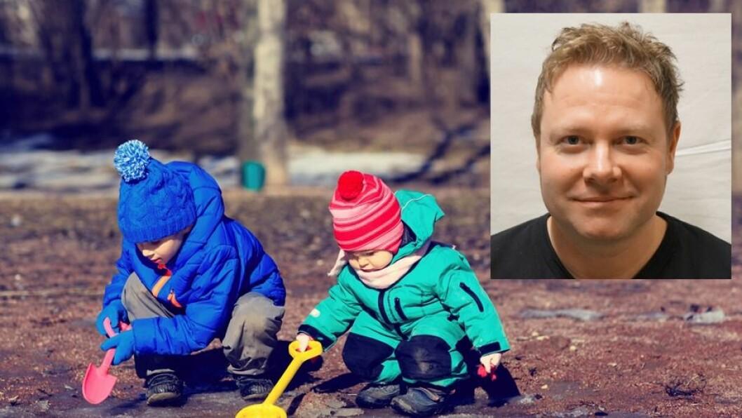 Royne K. Berget er daglig leder i Smedhusåsen barnehage i Rygge kommune.