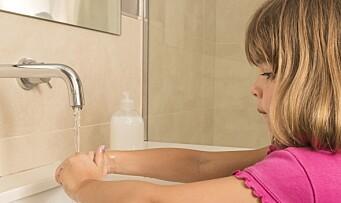 Ni råd for å forebygge smitte i barnehagen