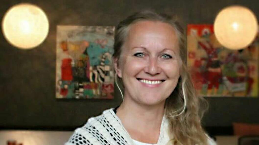 Lene Chatrin Hansen er barnehagelærer og forfatter vil forsøke gi deg tryggheten til å håndtere en vanskelig utfordring til det beste for barnet.