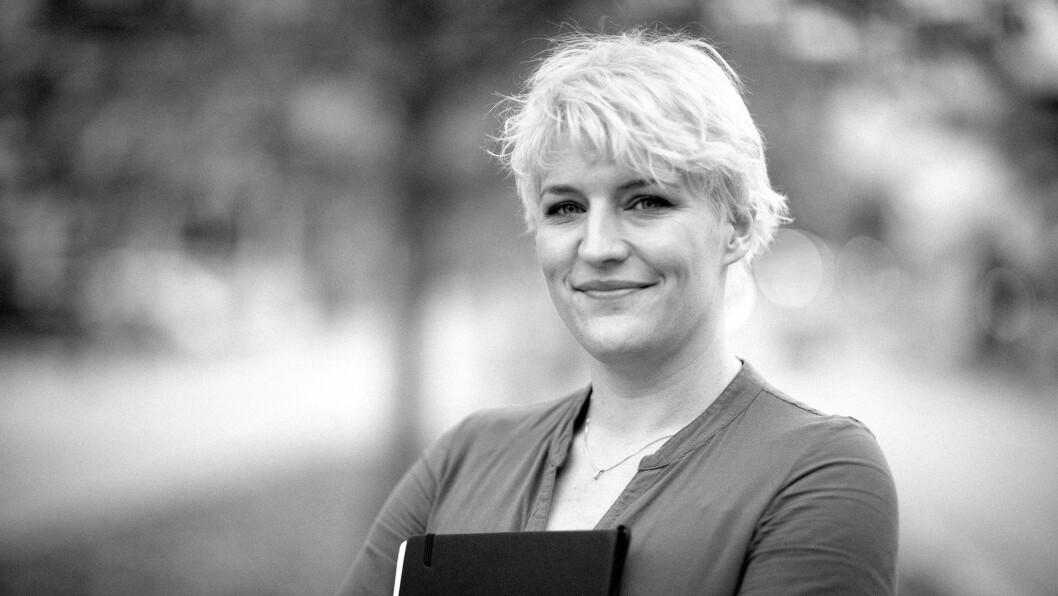 Forfatter Camilla Otterlei har skrevet bok om mobbing i barnehagen, basert på egne opplevelser.