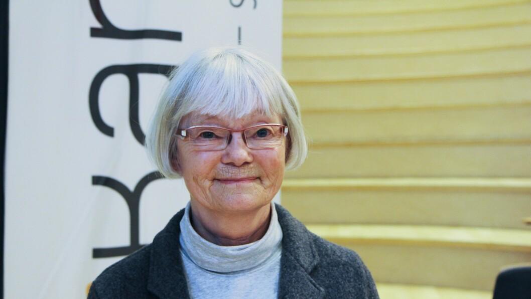 Gerd Abrahamsen er førsteamanuensis emerita ved institutt for Barnehagelærerutdanning ved Universitetet i Stavanger.