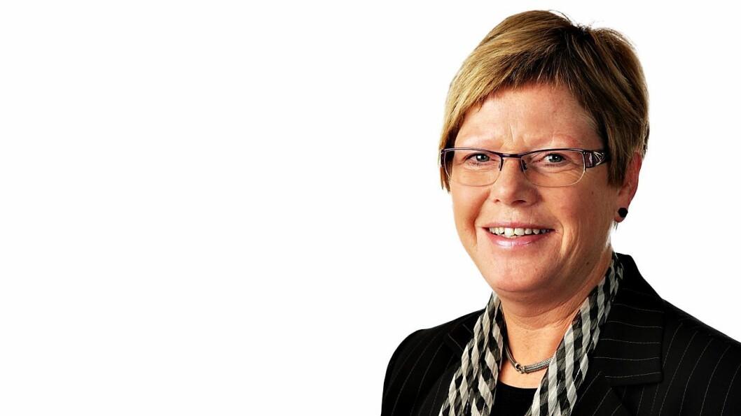 Gunn Røstad er kommunaldirektør i Trondheim kommune og ansvarlig for kommunens barnevern.