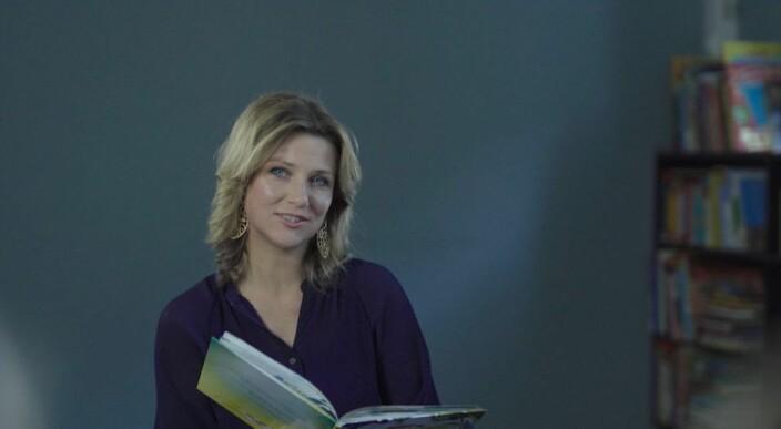 Video: Märtha Louise leser for barna - håper å gi dem viktig kunnskap om epilepsi