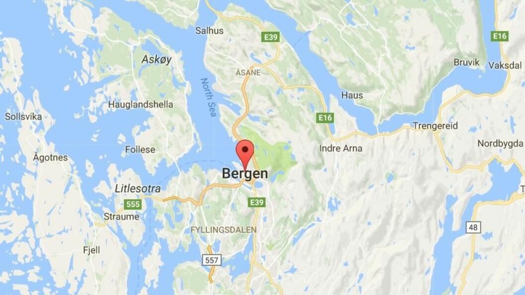 Bergen kommune ønsker å advare samtlige barnehager i kommunen om risikoen ved å bruke vegghengte bord.