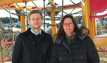 Tar den vanskelige samtalen: Spør foreldre om helse, rus og vold