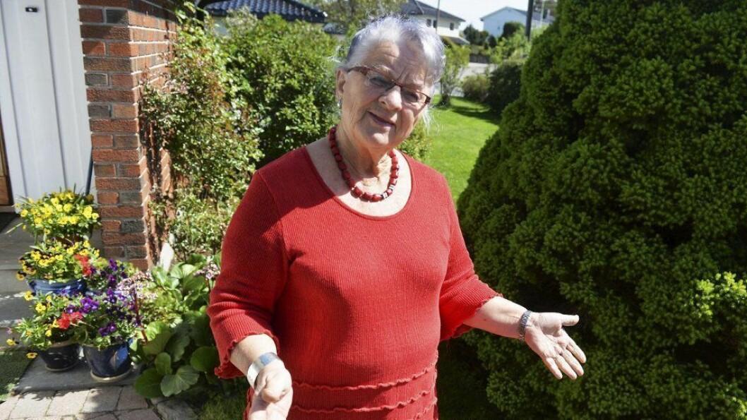 Ingeborg Tveter Thoresen var tidligere førstelektor og rektor ved Høgskolen i Vestfold. Nå er hun forfatter og pensjonist.