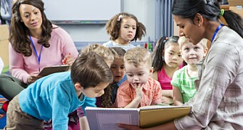 Se video: – Med rett kunnskap kan stamming stoppes i barnehagen