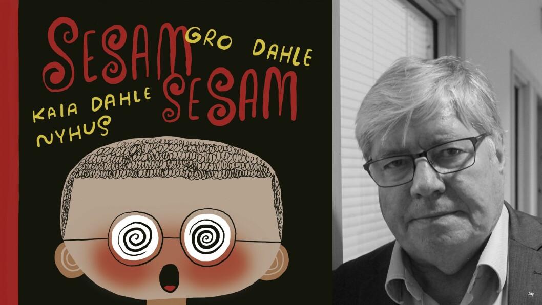 Barnepsykolog Willy-Tore Mørch anbefaler ikke å bruke ny bildebok for å snakke med små barn om porno.