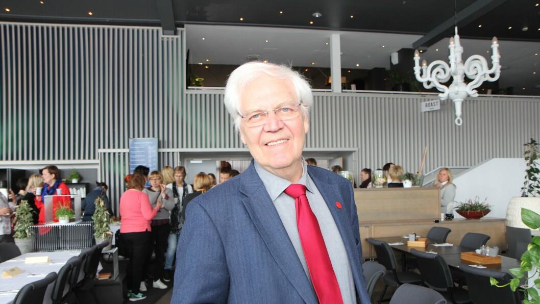 Magne Raundalen er en av Norges aller første krisepsykologer. Han er spesielt opptatt av hvordan vi snakker med barn om det livet de skal mestre her og nå.