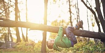 Friluftsbarnehager kan være bra for allergikere