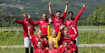 Fotball for folkehelsa