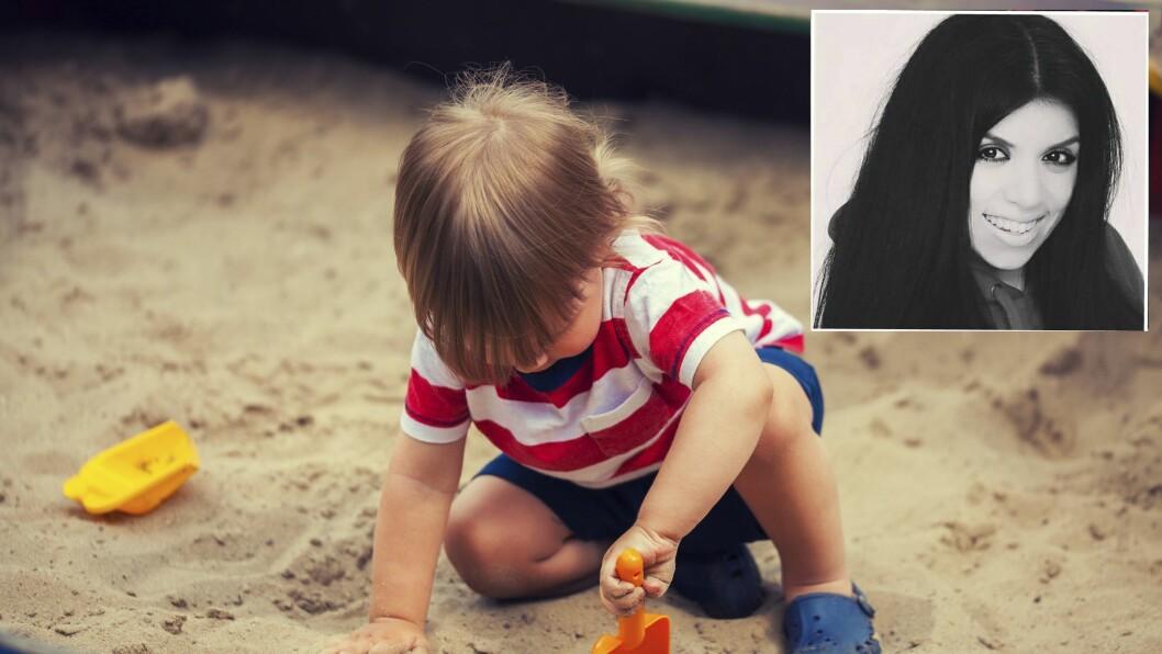 Barnehagelærerstudent og kronikør Nathalia Rabiah Butt setter ord på smerten til en redd, liten gutt.