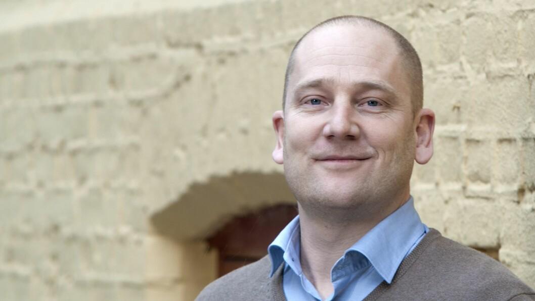 Steffen Handal er leder i Utdanningsforbundet.