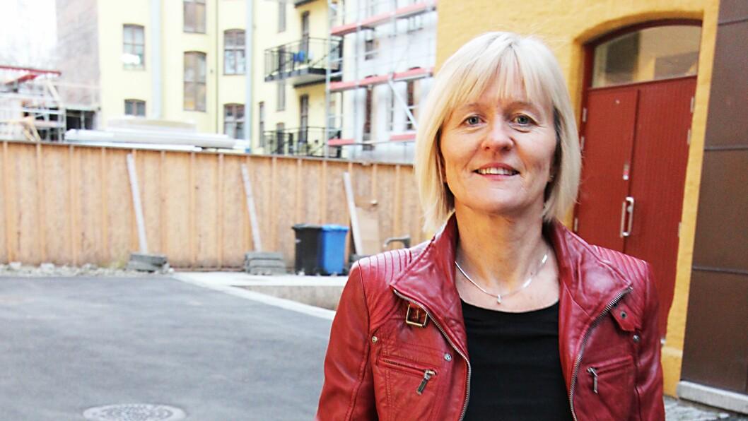 - Jeg er glad for å bli spurt om å ta ansvaret for å lede arbeidet i Unio videre, sier Ragnhild Lied.