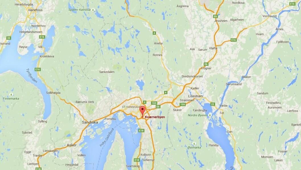 Politiet i Oslo evakuerte en barnehage i Oslo på grunn av rasfare onsdag ettermiddag.