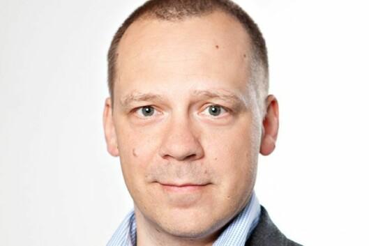 Kommunikasjons- og organisasjonsdirektør i Espira, Jens Schei Hansen.