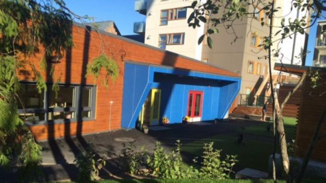 Læringsverkstedet Mortensrud barnehage ble Læringsverkstedets barnehage nummer 100.