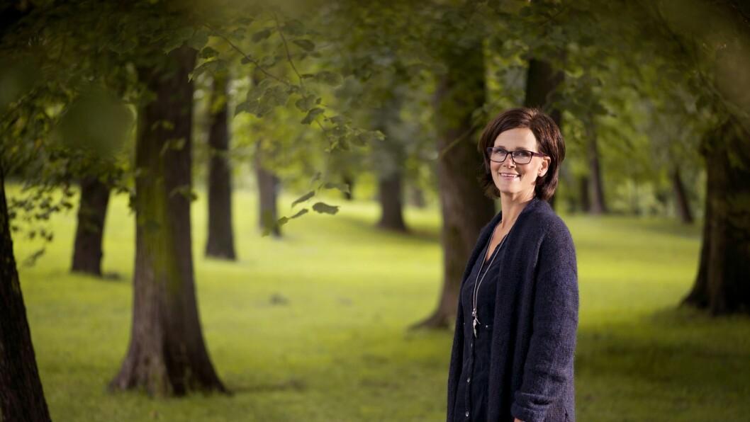 Kjersti Hagen Grønmyr er daglig leder i Gnist Barnehager.