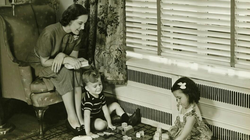 Mange kvinner sto på som forkjempere for bedring av småbarnas levekår og for oppretting av barnehager.