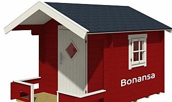 Tegn drømmehuset og vinn lekestue til barnehagen!