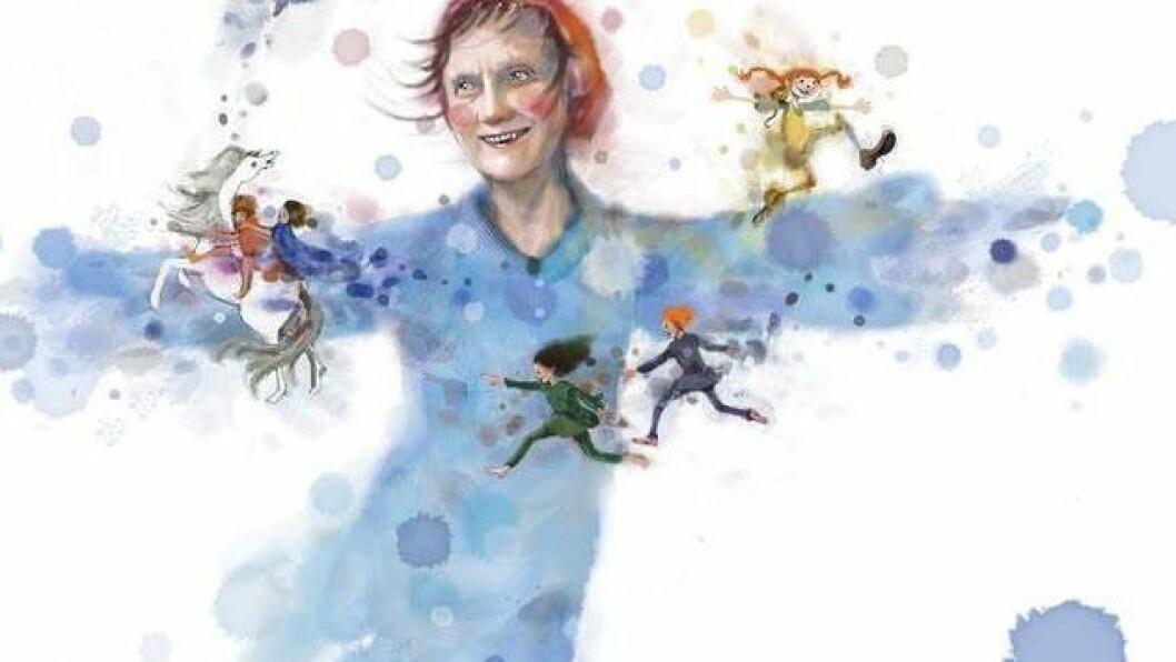 """""""Astrid Lindgren"""" er en gjennomillustrert biografi som på en inspirerende måte gir barn kunnskap om personen, forfatteren, redaktøren og det engasjerte samfunnsmennesket og medmennesket Astrid Lindgren."""