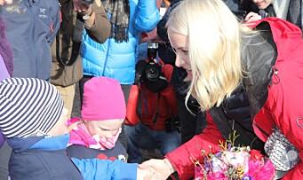 Barnehagedagen 2015 med royal vri