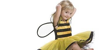 – Dere skal altså nekte barn å kle seg ut fordi dere er bekymret for kommersialisering fra butikkene og kjønnsstereotype rollefigurer?