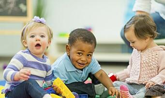Oslo-foreldre fornøyd med barnehagen
