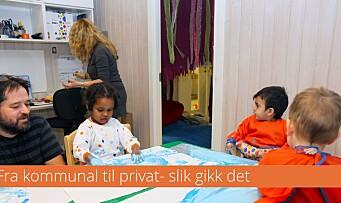 Kommunen solgte barnehage uten godkjenning