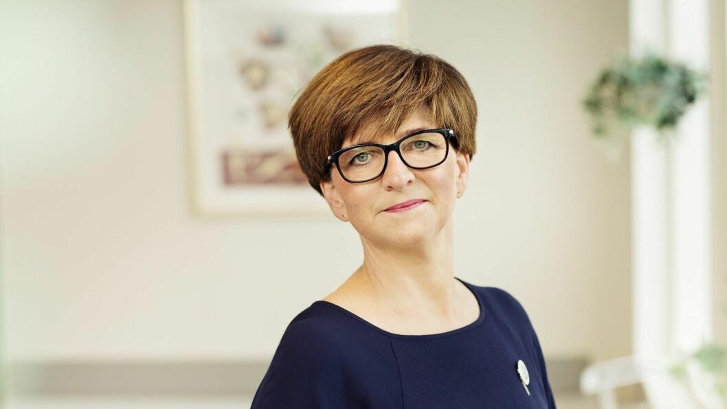 Forhandlingsleder for Unio i Spekter-området, Eli Gunhild By.