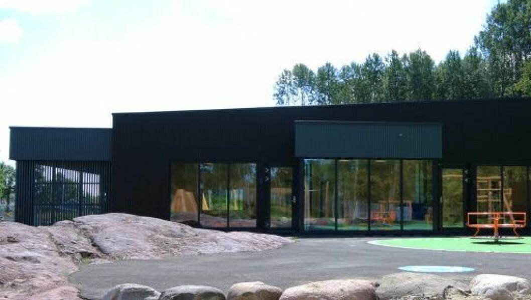 Espira Nykirke barnehage i Horten.