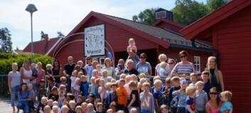 ÅRETS BARNEHAGE: «Barnas behov og velvære har alltid første prioritet»