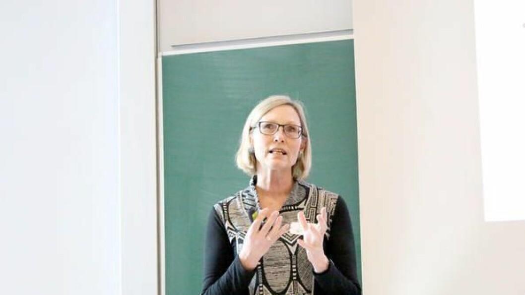 Elaine Munthe er leder for NRLU og dekan ved UiS.