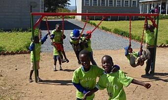 Espira i Afrika: Tilbake i Zimbabwe