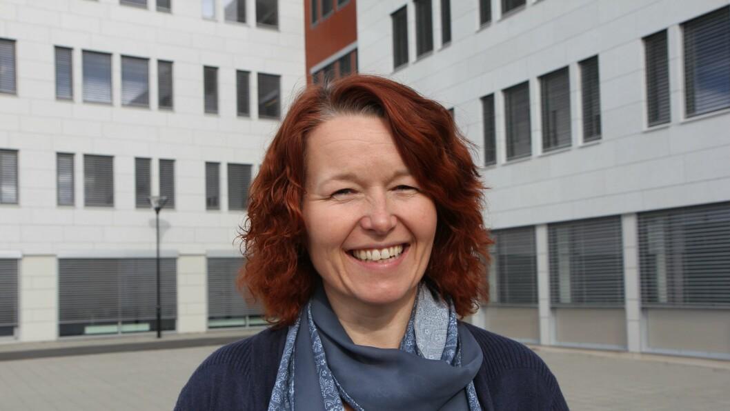 Ragnhild Finden i Kausvol Gardsbarnehage AS er styreleder i Nettverk for natur- og gårdsbarnehager og nestleder i styret i PBL.