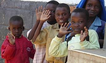 Espira i Afrika: – Det er nå jobben begynner