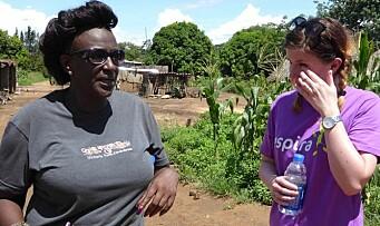 Espira i Afrika: Sterke inntrykk i Zimbabwe