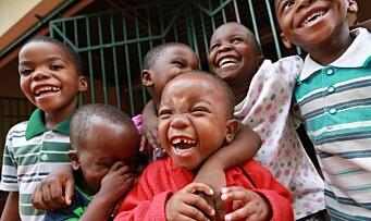 Espira i Afrika: – Jeg gleder meg til å gi barna det de fortjener