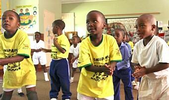 Espira i Afrika: – Dette er vårt hjertebarn
