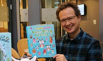 Vinn en forfatter på Barnehagedagen!