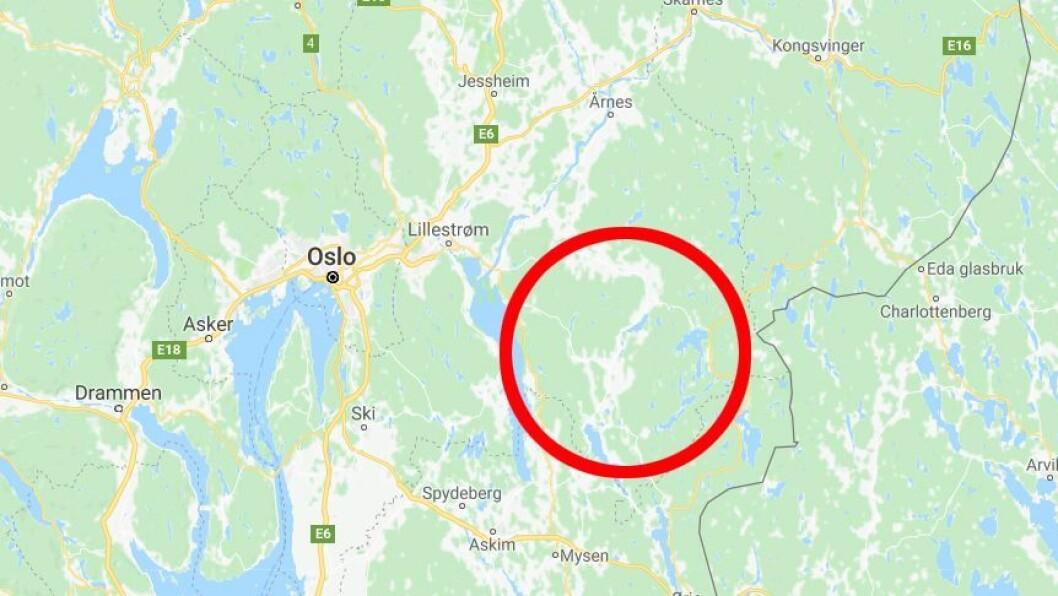 Mannen i 50-årene jobbet i en barnehage i Aurskog-Høland.